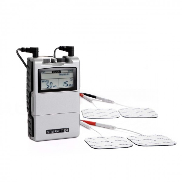 Électrostimulateur anti-douleur ► STIM-PRO T-400