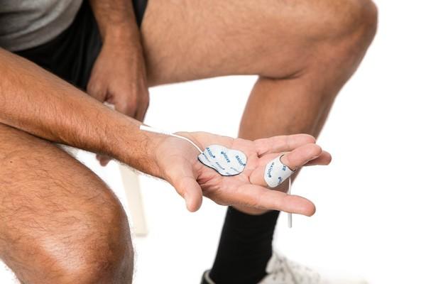 TENS-Elektroden-Set für Finger und Handgelenk, ideal bei Arthrose