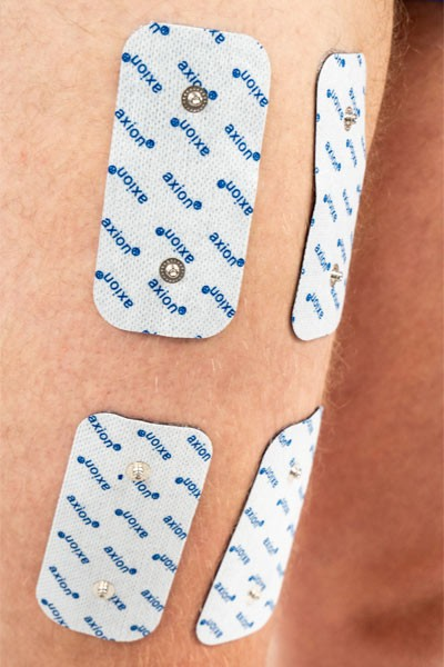 Electrodes 10x5 cm - pack of 4