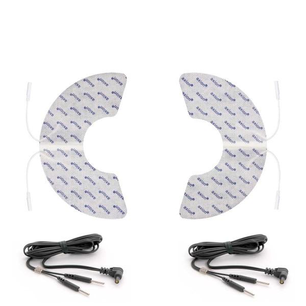 Knie-Elektroden für Sanitas SEM43 und SEM44 - 2 Stück