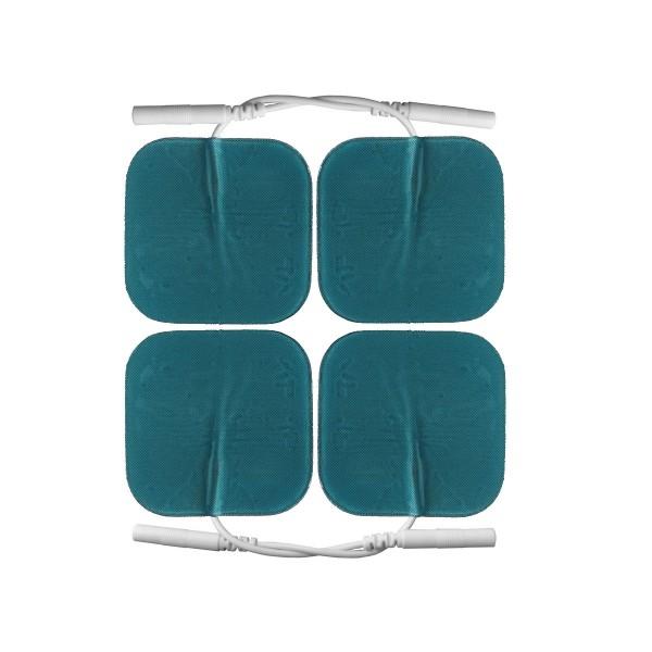 Elektroden (hautverträglich), 5x5 cm - 4 Stück