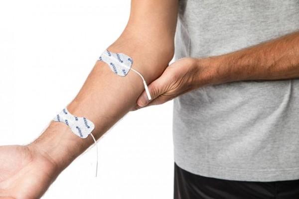 Elektroden (Finger, Handgelenk) - 4 Stück