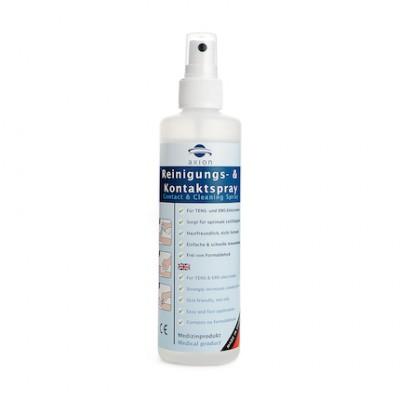 Spray de contacto y limpiador para electroestimulación